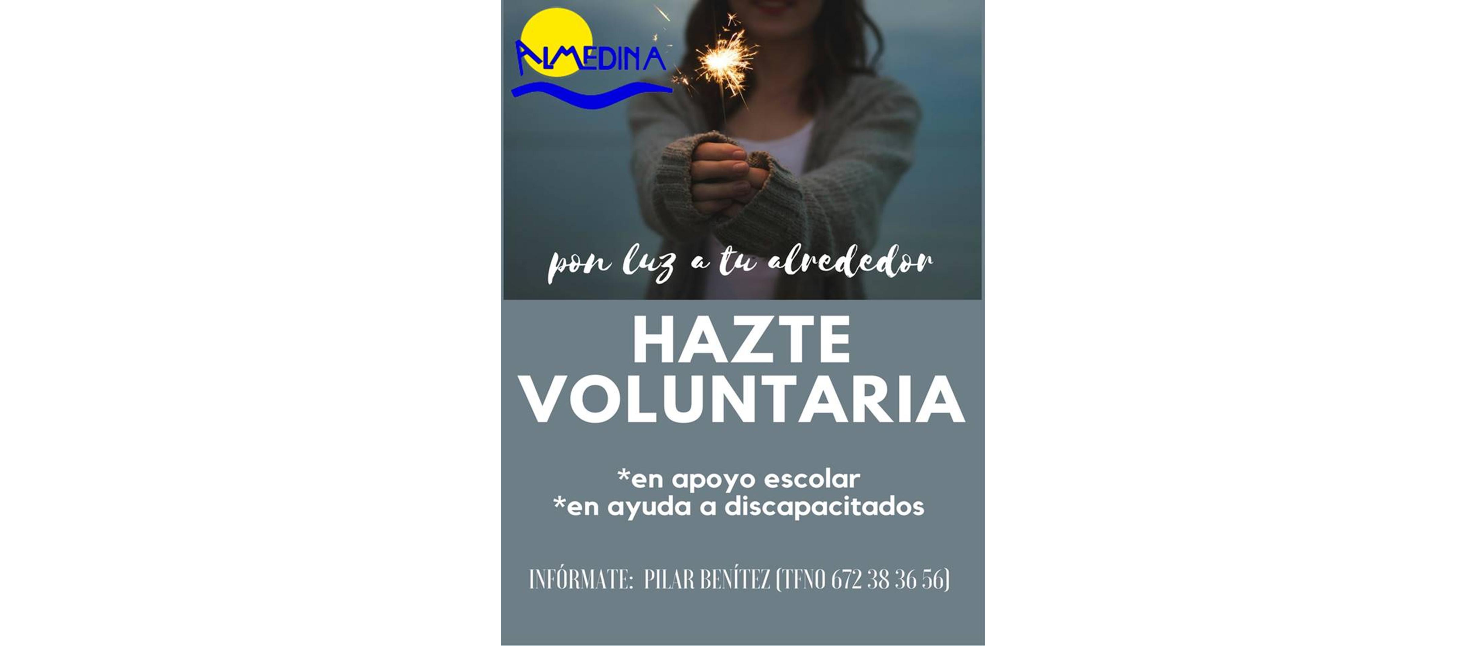 voluntariado para web